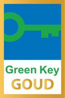 GK logo goud