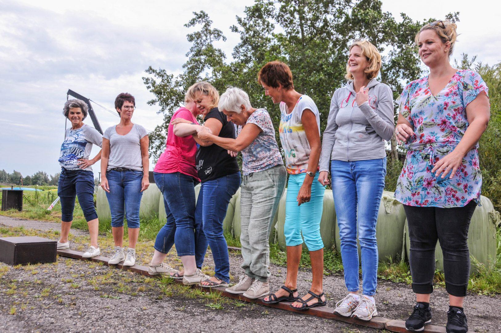 Vrijgezellenfeest organiseren bij Boerderij de Boerinn