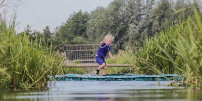 kinderfeestje poldersport