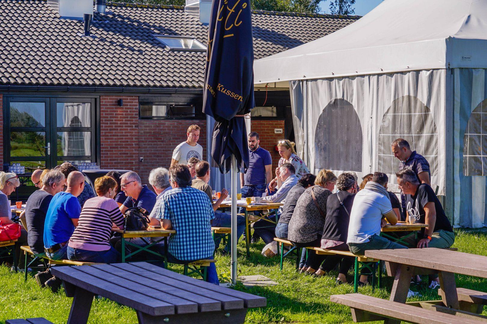 Personeelsfeest organiseren bij Boerderij de Boerinn