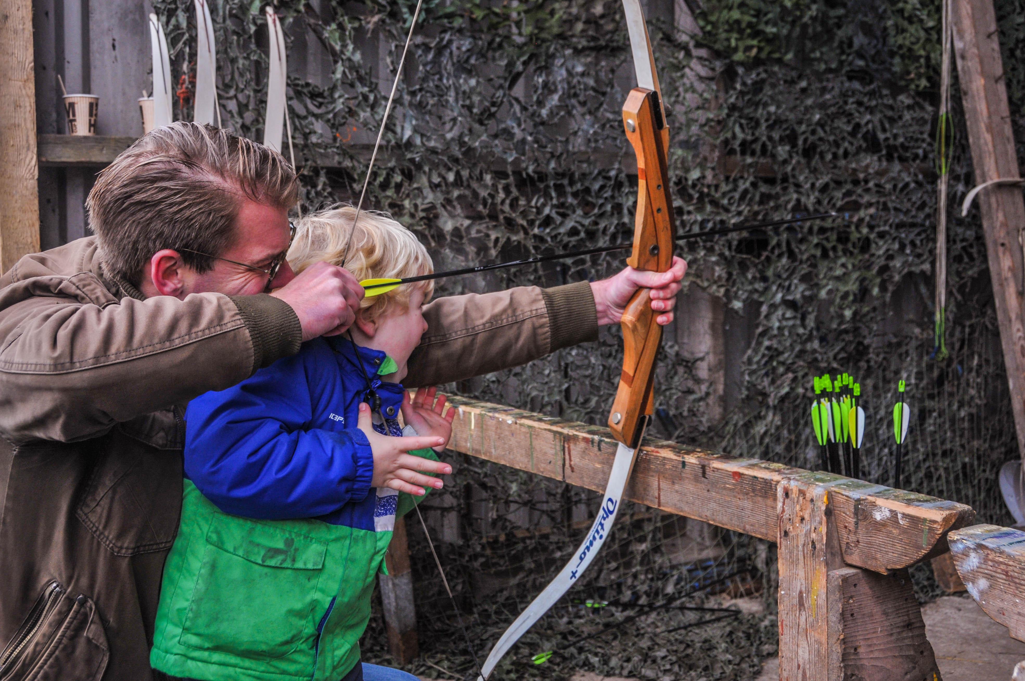 Boogschieten | Camping de Boerinn