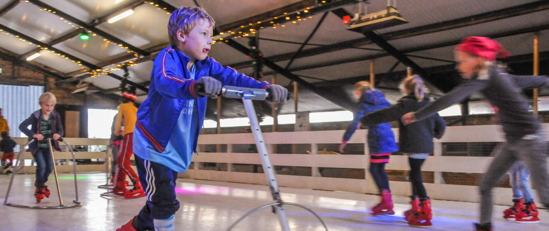 Kom langs de schaatsbaan| Boerderij de Boerinn