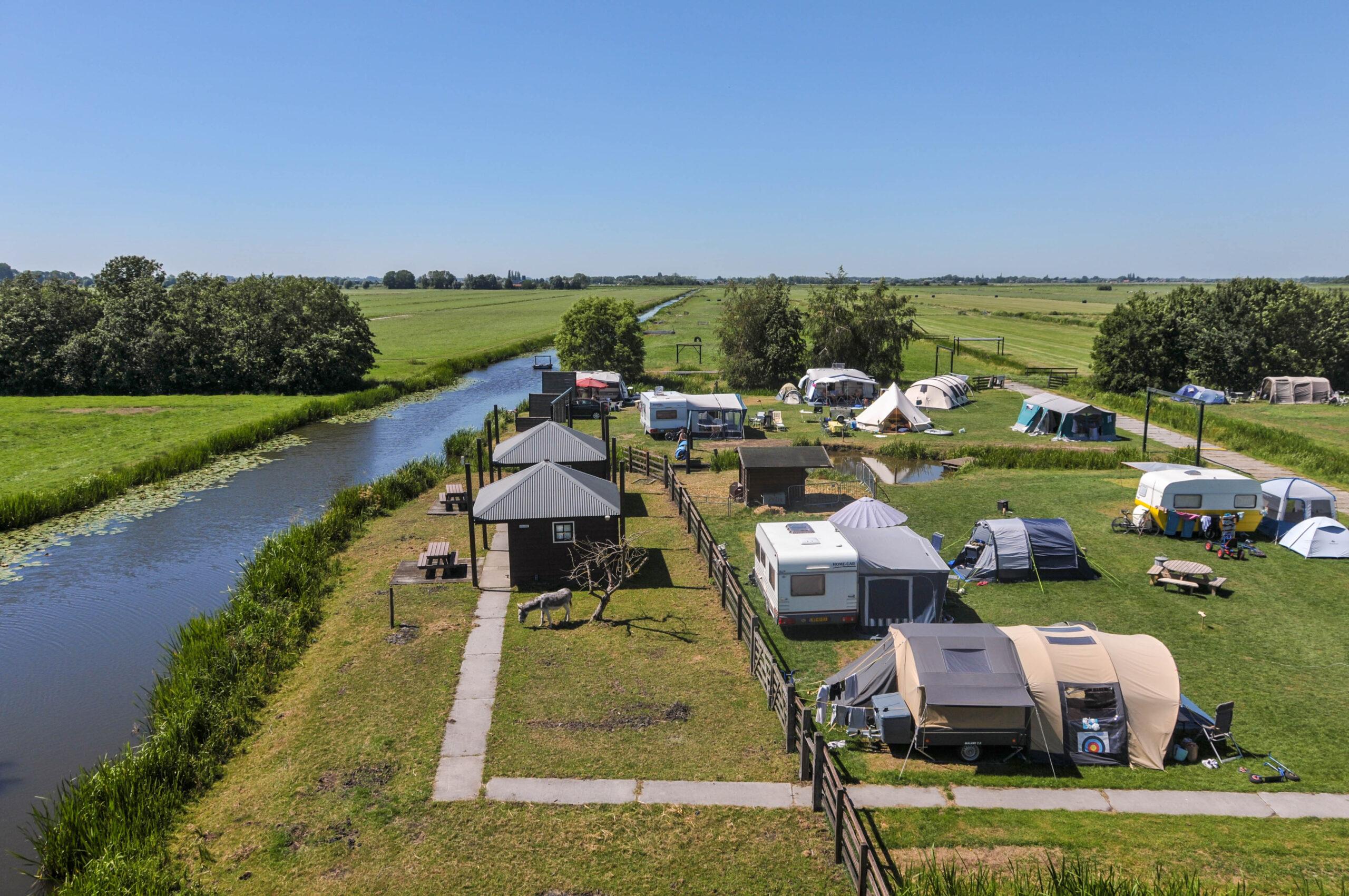 Camping Woerden - Kamerik | Camping de Boerinn