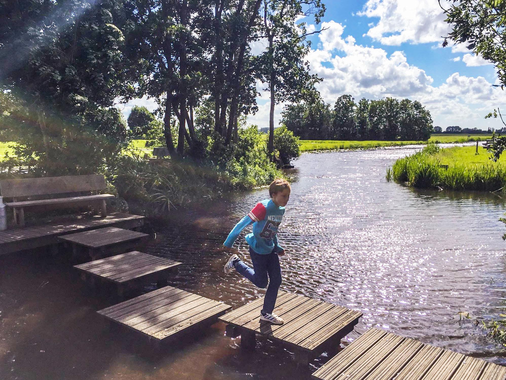 Activiteit poldersport | Camping de Boerinn