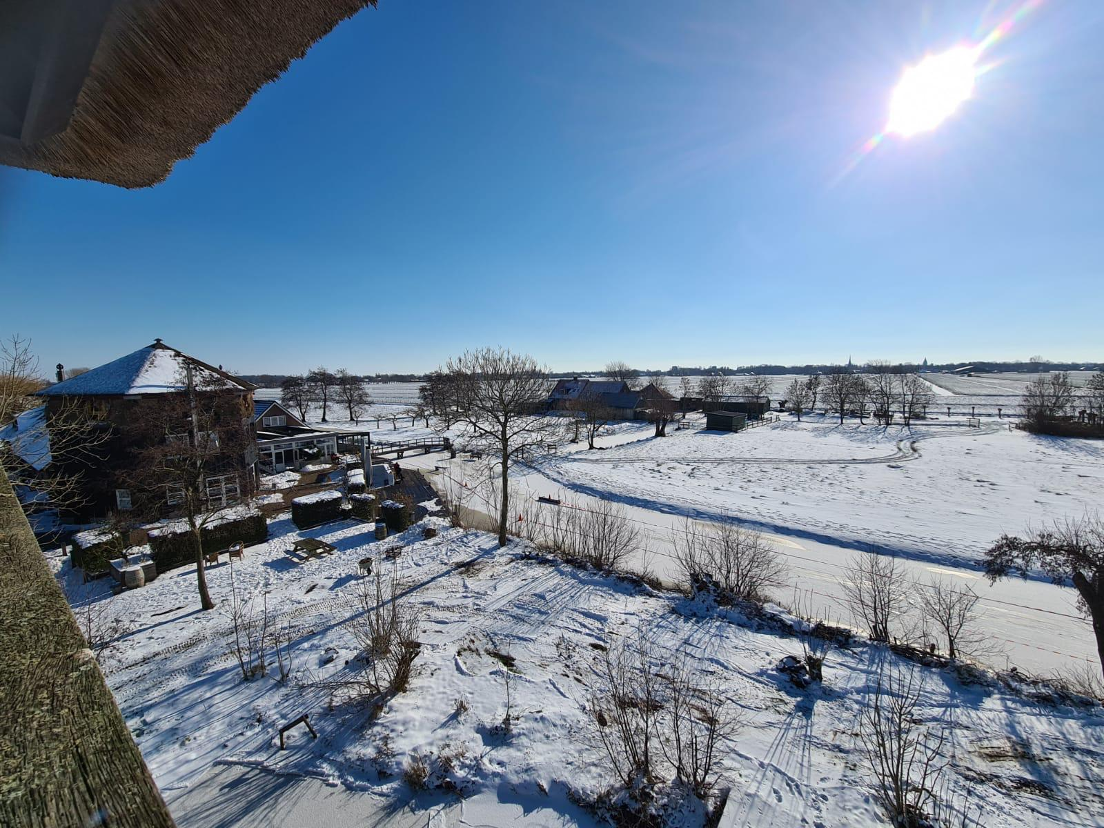 Winter wonderland   Boerderij De Boerinn