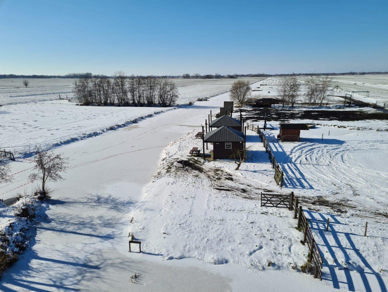 Geniet dit weekend van het winter wonderland bij Boerderij De Boerinn