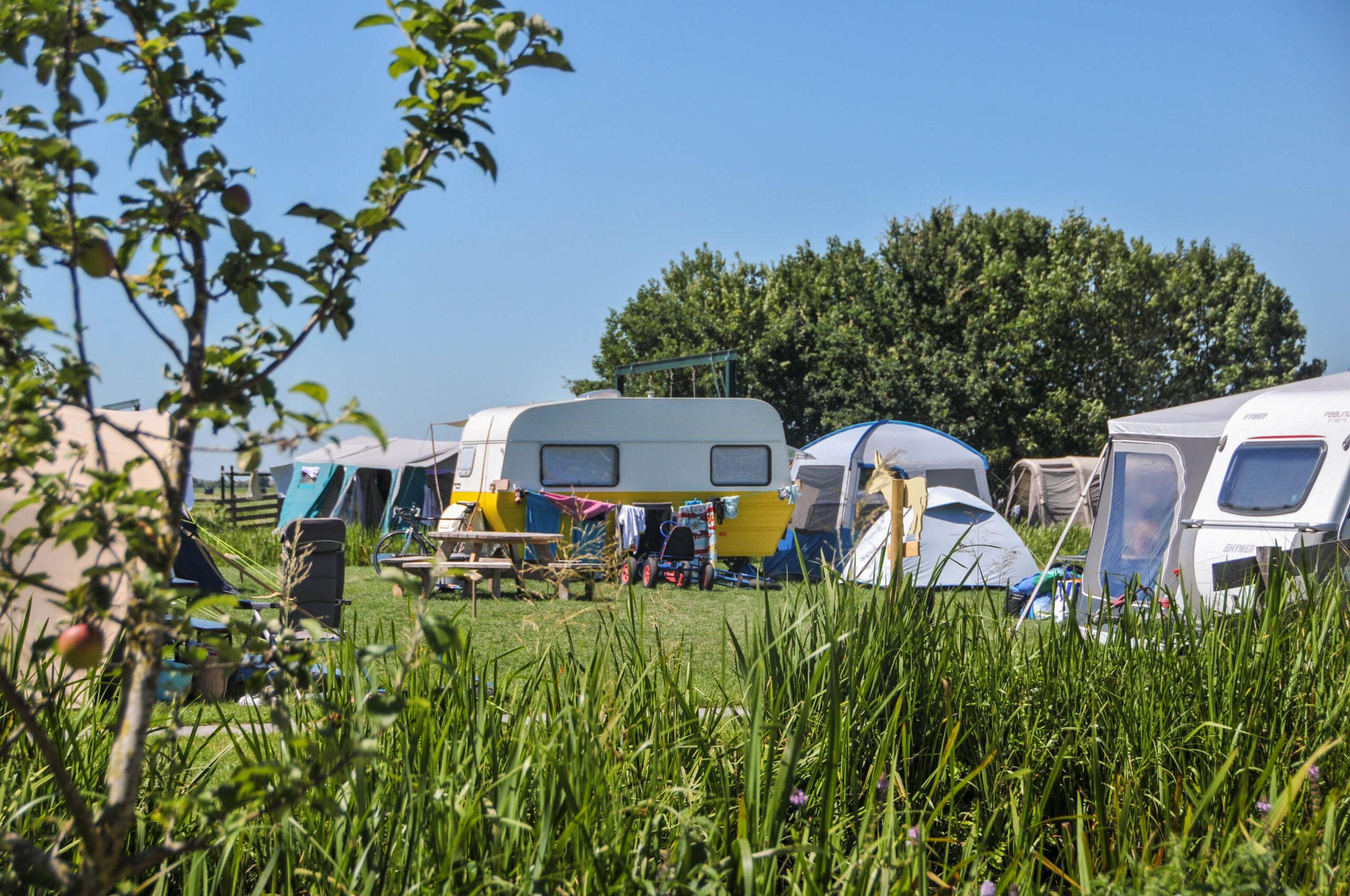 Campingplaatsen camping Woerden| Camping de Boerinn