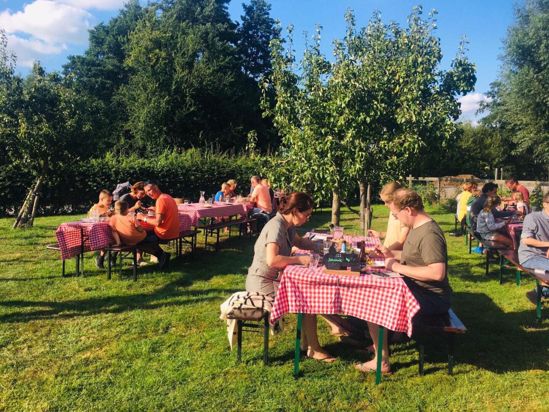 Faciliteiten en horeca | Camping de Boerinn
