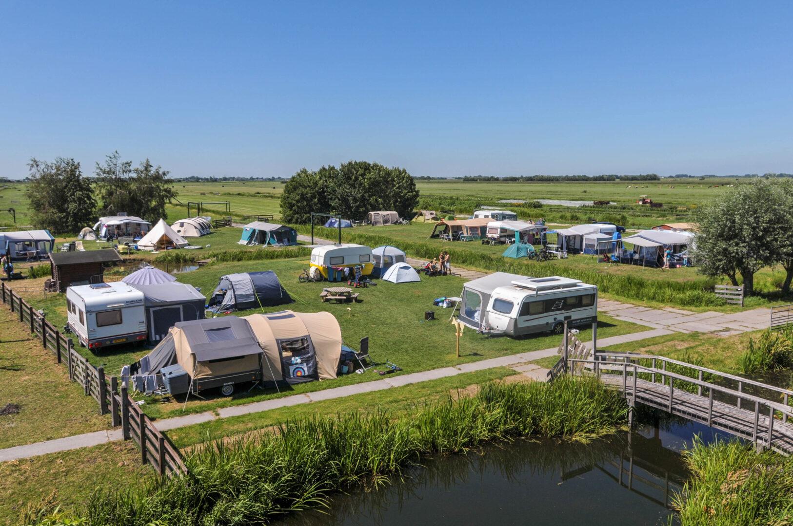 Omgeving   Camping de Boerinn
