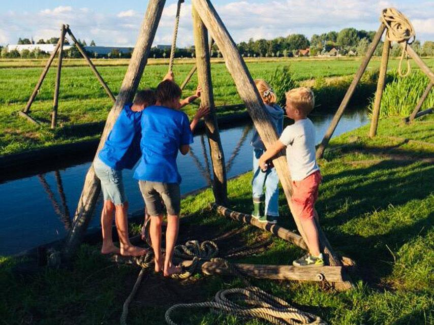 Poldersport   Camping de Boerinn