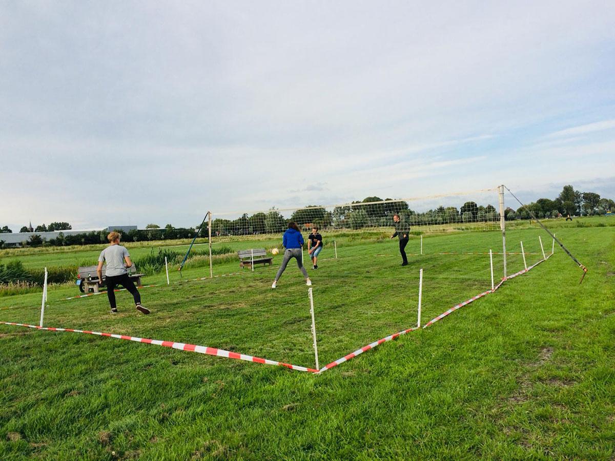 Voetbal   Camping de Boerinn
