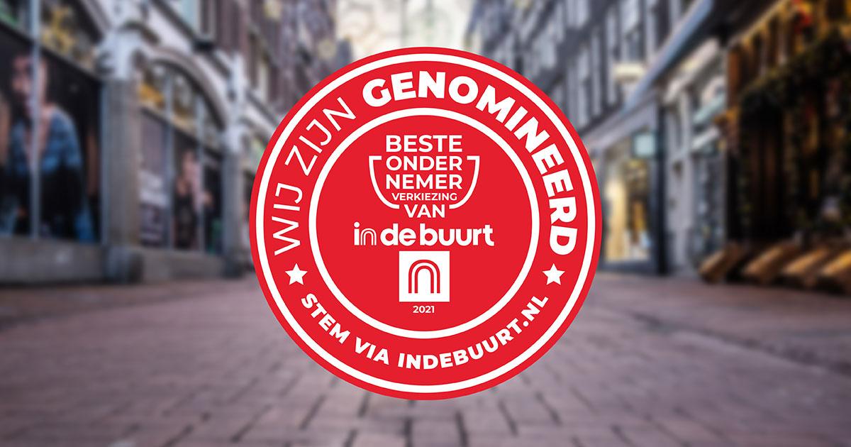Genomineerd voor de titel 'Beste ondernemer van Woerden' | Boerderij de Boerinn