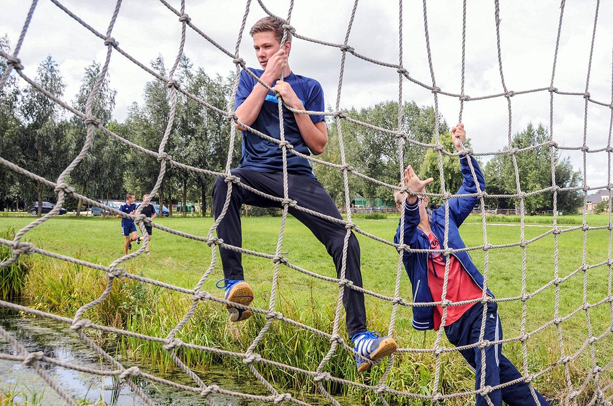 Poldersport activiteit | Boerderij de Boerinn