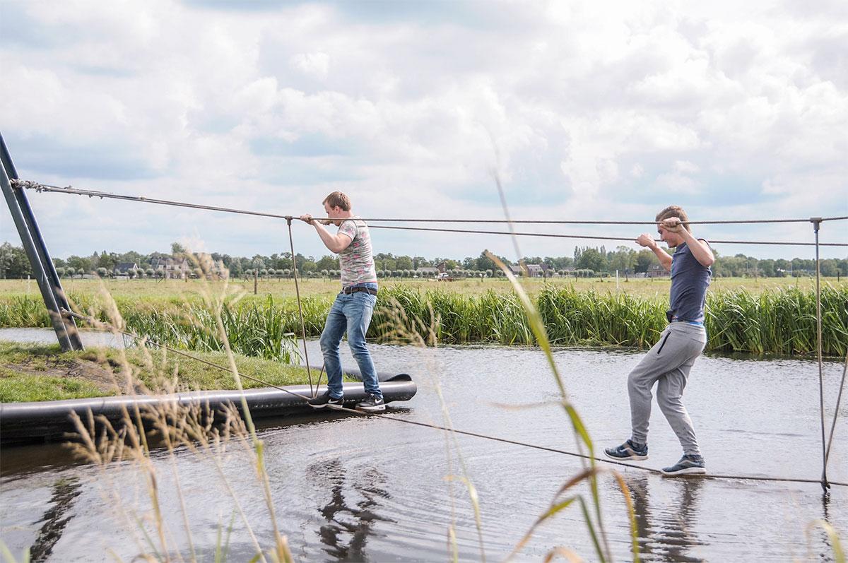 Poldersport studenten | Boerderij de Boerinn