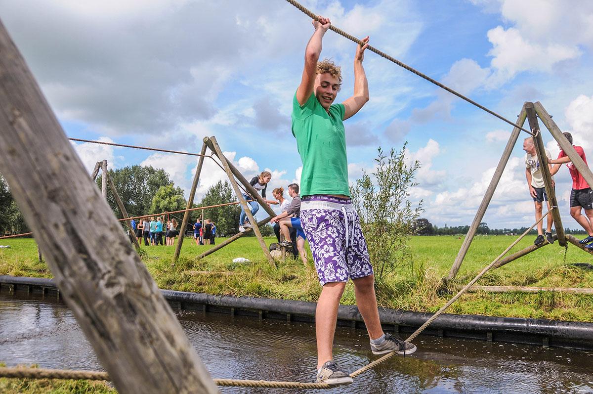 Poldersport voor scholieren | Boerderij de Boerinn