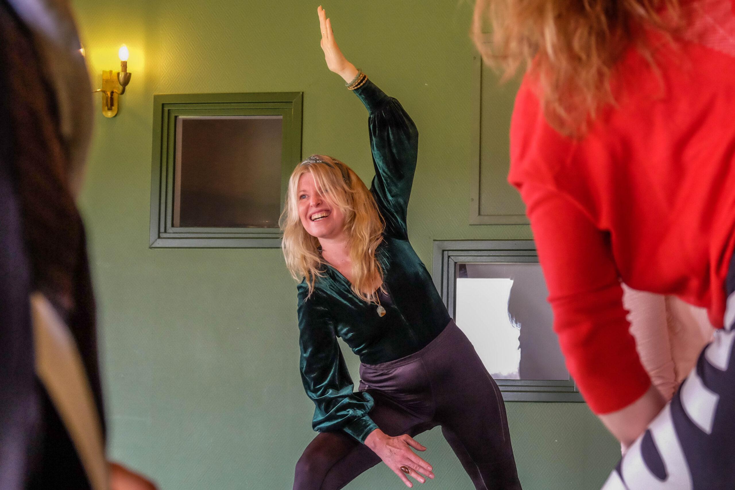 Mini yoga retraite   Camping de Boerinn